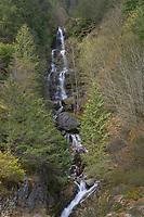 Ketchum Creek Falls, Ross Lake National Recreation Area, North Cascades Washington