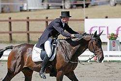 Martens Vincent - Lamicell Chumbawumba<br /> European Championships Pratoni del Vivaro 2007<br /> Photo © Hippo Foto