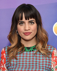 February 20, 2019 - Hollywood, California, U.S. - Natalie Morales on the carpet at the NBCUniversal Mid Season Press Junket at Universal Studios. (Credit Image: © Lisa O'Connor/ZUMA Wire)