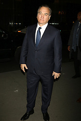 "Jim Belushi attends a screening of ""Wonder Wheel"" at the Museum of Modern Art in New York."