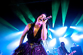 Evanescence in Columbus, OH on August 1, 2012