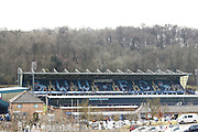 Adams Park home of Wycombe Wanderers Football Club prior the Sky Bet League 2 match between Wycombe Wanderers and AFC Wimbledon at Adams Park, High Wycombe, England on 2 April 2016. Photo by Stuart Butcher.