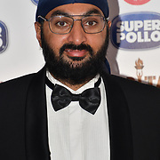 Monty Panesar attend Asian Restaurant & Takeaway Awards | ARTA 2018 at InterContinental London - The O2, London, UK. 30 September 2018.