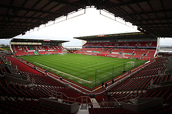 General view of Stoke City's Bet365 Stadium before the match - Mandatory by-line: Jack Phillips/JMP - 18/03/2017 - FOOTBALL - Bet365 Stadium - Stoke-on-Trent, England - Stoke City v Chelsea - Premier League