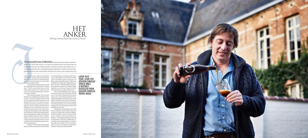 Draft Magazine - Brouwerij Het Anker