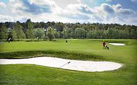 HAVELTE - Hole 5 van Golf Club Havelte. COPYRIGHT KOEN SUYK