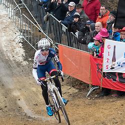 28-01-2017: Wielrennen: Wereldkampioenschap veldrijden: Luxemburg<br /> BIELES (LUX) cyclocross