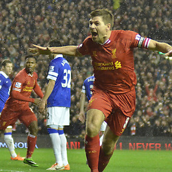Liverpool v Everton | Premiership | 28 January 2014