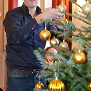 NLD/Amsterdam/20101208 - Skyradio Christmas Tree for Charity 2010, Arjan Erkel