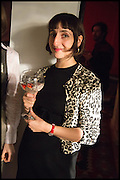 MIRIAM ELIA, Opening of the Trouble Club., Lexington St. Soho London. 6 November 2014