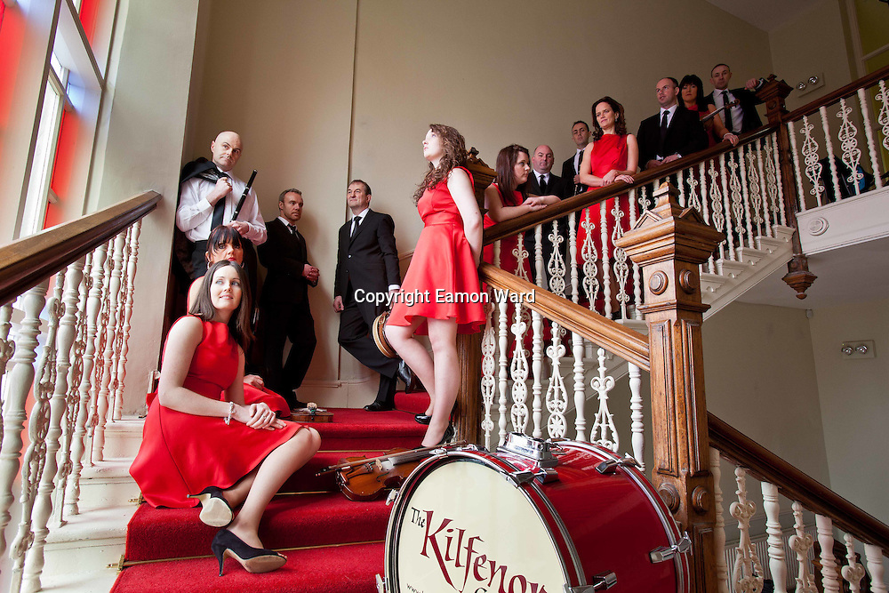Kilfenora Ceili Band . Photographed by Eamon Ward info@eamonward.com Phone: 087-2337975