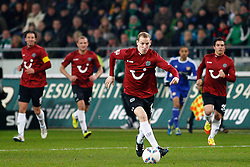 10.12.2011, AWD Arena, Hannover, GER, 1.FBL, Hannover 96 vs Bayer 04 Leverkusen, im Bild Jan Schlaudraff (Hannover #13) // during the Match GER, 1.FBL, Hannover 96 vs Hamburger SV,  AWD Arena, Hannover, Germany, on 2011/12/10,.EXPA Pictures © 2011, PhotoCredit: EXPA/ nph/ Schrader..***** ATTENTION - OUT OF GER, CRO *****
