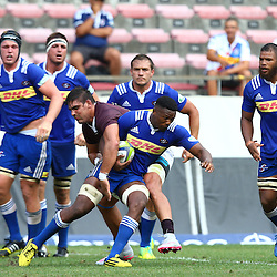 Cape Town, SOUTH AFRICA,  13, February  2016 -   during the Pre Season match between The DHL Stormers and The Jaguares for the 2016 Super Rugby Season at Newlands Rugby Stadium Cape Town, South Africa. (Photo by Steve Haag)<br /> <br /> Images for social media must have consent from Steve Haag