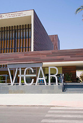 Teatro en Vicar. Carbajal, Solinas y Verd Architects