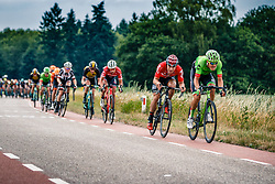 Dylan van Baarle of Cannondale-Drapac Pro Cycling Team during 2017 National Road Race Championships Netherlands for Men Elite, Montferland, The Netherlands, 25 June 2017. Photo by Pim Nijland / PelotonPhotos.com   All photos usage must carry mandatory copyright credit (Peloton Photos   Pim Nijland)