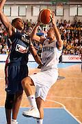 DESCRIZIONE : Chieti Italy Italia Eurobasket Women 2007 Italia Italy Francia France <br /> GIOCATORE : Giorgia Sottana<br /> SQUADRA : Nazionale Italia Donne Femminile EVENTO : Eurobasket Women 2007 Campionati Europei Donne 2007<br /> GARA : Italia Italy Francia France <br /> DATA : 26/09/2007 <br /> CATEGORIA : Tiro <br /> SPORT : Pallacanestro <br /> AUTORE : Agenzia Ciamillo-Castoria/E.Castoria Galleria : Eurobasket Women 2007 <br /> Fotonotizia : Chieti Italy Italia Eurobasket Women 2007 Italia Italy Francia France <br /> Predefinita :