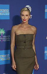 2 January 2020 - Palm Springs, California - Charlize Theron. 2020 Annual Palm Springs International Film Festival Film Awards Gala  held at Palm Springs Convention Center. (Credit Image: © F. S/AdMedia via ZUMA Wire)