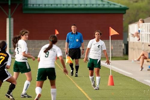 Lincoln Southwest vs. Lincoln Southeast Girls Varsity Soccer, April 24, 2009