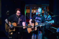Northbound Express playing the Jerry Garcia 70th Birthday Bash at Stella Blues Cafe, New Haven CT 1 August 2012