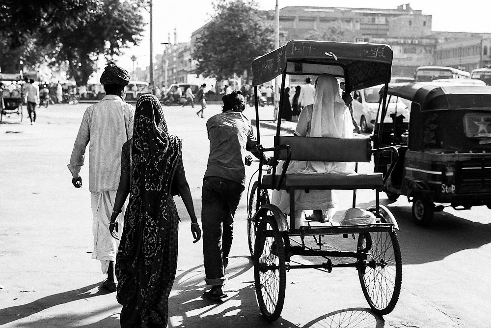 Jaipur India street life