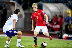 October 5, 2017 - San Marino, SAN MARINO - 171005 Birger Meling of Norway during the FIFA World Cup Qualifier match between San Marino and Norway on October 5, 2017 in San Marino. .Photo: Fredrik Varfjell / BILDBYRN / kod FV / 150027 (Credit Image: © Fredrik Varfjell/Bildbyran via ZUMA Wire)