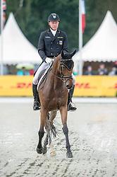 Dibowski Andreas, (GER), It's Me xx   <br /> Dressage - CCI4* Luhmuhlen 2016<br /> © Hippo Foto - Jon Stroud<br /> 17/06/16