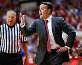 NCAA Basketball - Indiana Hoosiers vs Duke Blue Devils - Bloomington, In