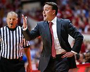 NCAA Basketball - Indiana Hoosiers vs Duke Blue Devils - Bloomington, In