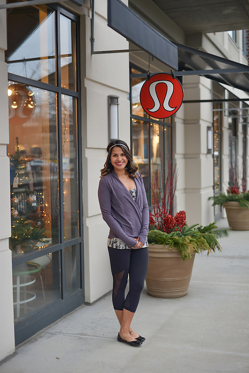 Owner of lululemon athletica Akron showroom.