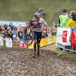 13-10-2019: Cycling: Superprestige Cyclocross: Gieten <br />Tom Pidcock