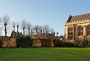 Pembroke College, Oxford University