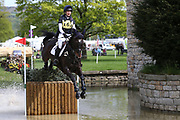 Sian Hawkes on Kilroe Hero during the International Horse Trials at Chatsworth, Bakewell, United Kingdom on 13 May 2018. Picture by George Franks.
