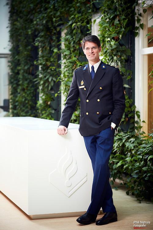 Den Haag , 26 februari 2016 - Erik Akerboom, de nieuwe Korpschef Nationale Politie.  Foto: Phil Nijhuis<br /> VOORKEURSBEELD