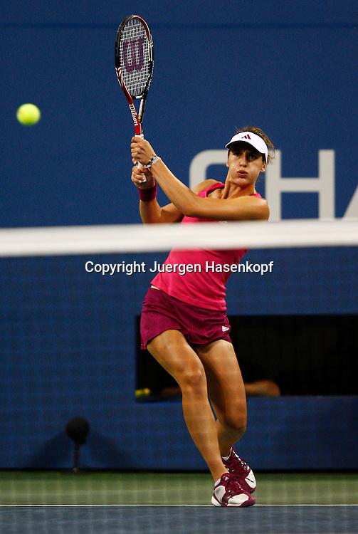 US Open 2010, USTA Billie Jean King National Tennis Center, Flushing Meadows,  New York,.ITF Grand Slam Tennis Tournament .Andrea Petkovic (GER)
