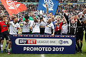 Bolton Wanderers v Peterborough United 300417