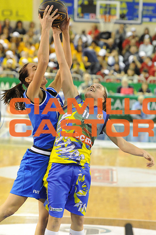 DESCRIZIONE : Parma All Star Game 2011 Donne Torneo Ocme Lega A1 Femminile 2010-11 FIP <br /> GIOCATORE : Kristin Haynie<br /> SQUADRA : Ocme All Stars<br /> EVENTO : All Star Game FIP Lega A1 Femminile 2010-2011<br /> GARA : Ocme All Stars Italia<br /> DATA : 16/02/2011<br /> CATEGORIA : tiro penetrazione<br /> SPORT : Pallacanestro<br /> AUTORE : Agenzia Ciamillo-Castoria/GiulioCiamillo<br /> Galleria : Lega Basket Femminile 2010-2011<br /> Fotonotizia : Parma All Star Game 2011 Donne Torneo Ocme Lega A1 Femminile 2010-11 FIP <br /> Predefinita :