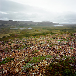 Proposed Pebble Mine site<br /> Aug. 9, 2017<br /> <br /> As the Trump administration considers reversing an EPA decision that a proposed copper, gold and molybdenum mine in Southwest Alaska is too risky to go forward, the company behind the project has renewed efforts to build the mine. Pebble Partnership officials say they have a new plan for a mine with a smaller footprint.