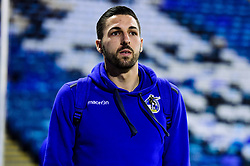 Liam Sercombe of Bristol Rovers arrives at Fratton Park prior to kick off - Mandatory by-line: Ryan Hiscott/JMP - 19/02/2019 - FOOTBALL - Fratton Park - Portsmouth, England - Portsmouth v Bristol Rovers - Sky Bet League One