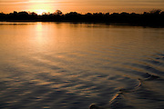 Sao Romao_MG, Brasil...Rio Sao Francisco, o rio da integracao nacional. ..The Sao Francisco river, It is an important river for Brazil, called the river of national integration...Foto: LEO DRUMOND / NITRO..Foto: LEO DRUMOND / AGENCIA NITRO