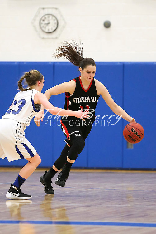 February 01, 2016.  <br /> MCHS Varsity Girls Basketball vs Stonewall Jackson.