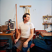 Mark Drehmann, bow maker