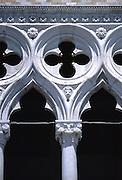 Dogenpalast, detail