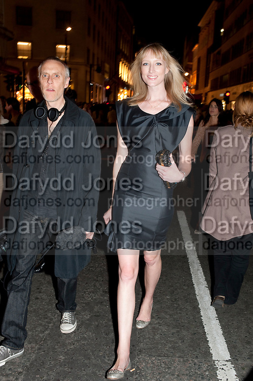 JADE PARFITT,  Vogue Fashion night out.- Alexandra Shulman and Paddy Byng are host a party  to celebrate the launch for Fashion&Otilde;s Night Out At Asprey. Bond St and afterwards in the street. London. 8 September 2011. <br />  <br />  , -DO NOT ARCHIVE-&copy; Copyright Photograph by Dafydd Jones. 248 Clapham Rd. London SW9 0PZ. Tel 0207 820 0771. www.dafjones.com.<br /> JADE PARFITT,  Vogue Fashion night out.- Alexandra Shulman and Paddy Byng are host a party  to celebrate the launch for Fashion&rsquo;s Night Out At Asprey. Bond St and afterwards in the street. London. 8 September 2011. <br />  <br />  , -DO NOT ARCHIVE-&copy; Copyright Photograph by Dafydd Jones. 248 Clapham Rd. London SW9 0PZ. Tel 0207 820 0771. www.dafjones.com.