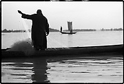 In the great river of life there are large and small fish.   Ghanaian proverb<br />