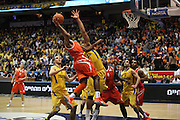 צילום ספורט כדורסל<br /> מכבי תל אביב