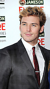 24.MARCH.2013. LONDON<br /> <br /> SAM CLAFLIN ATTENDS THE 18TH JAMESON EMPIRE FILM AWARDS 2013 AT GROSVENOR HOUSE IN LONDON<br /> <br /> BYLINE: EDBIMAGEARCHIVE.CO.UK<br /> <br /> *THIS IMAGE IS STRICTLY FOR UK NEWSPAPERS AND MAGAZINES ONLY*<br /> *FOR WORLD WIDE SALES AND WEB USE PLEASE CONTACT EDBIMAGEARCHIVE - 0208 954 5968*