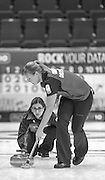"Glasgow. SCOTLAND.  ""Round Robin"" Game. Le Gruyère European Curling Championships. 2016 Venue, Braehead  Scotland<br /> Thursday  24/11/2016<br /> <br /> [Mandatory Credit; Peter Spurrier/Intersport-images]"