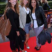 NLD/Utrecht/20080928 - Premiere Radeloos, Bo Maarten, Anne Wallis de Vries en Isabelle Houtzagers