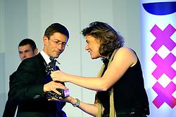 15-12-2008 ALGEMEEN: TOPSPORT GALA: AMSTERDAM<br /> Josy Verdonkschot en Carolien Gehrels<br /> ©2008-WWW.FOTOHOOGENDOORN.NL