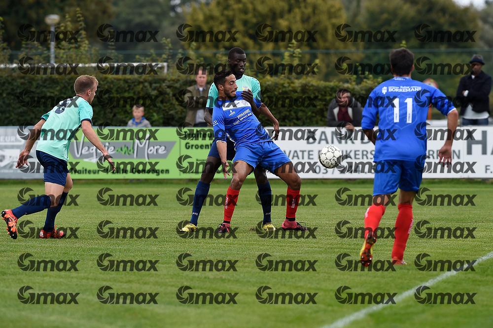 Voetbal 2017 2018 Derde Amateurs Vv A Fc Mariekerke Fc